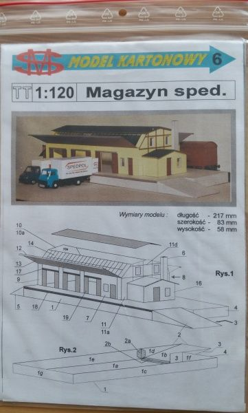 Budova do kolejiště TT