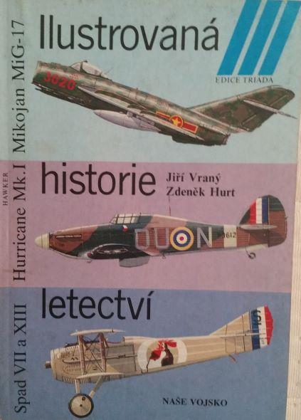 Ilustrovaná historie letectví (5.svazek)