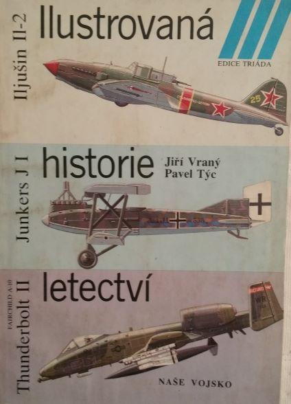 Ilustrovaná historie letectví (6.svazek)