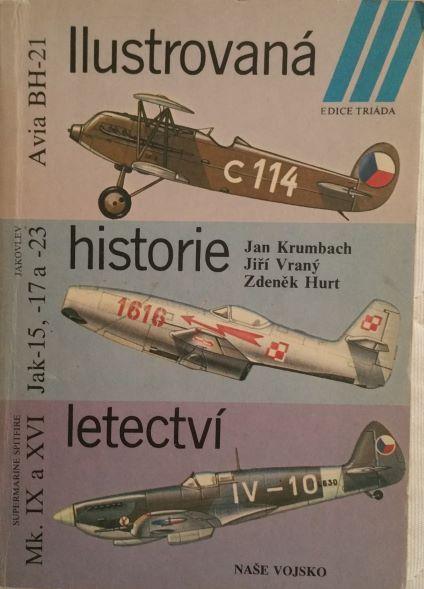 Ilustrovaná historie letectví (2.svazek)