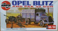 Opel Blitz and Pak 40 Gun