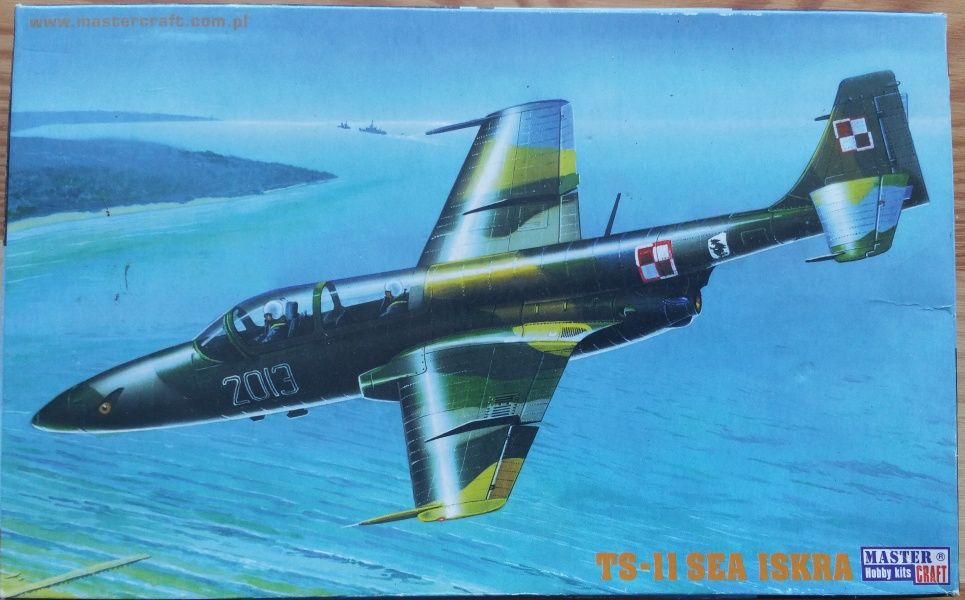 TS - II SEA ISKRA - Měřítko: 1/72 MASTER CRAFT