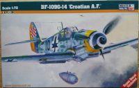 "BF-109G-14 ""Croatian A.F."""