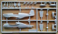 """BF-109G-14 """"Croatian A.F."""" - Měřítko: 1/72 MISTER CRAFT"""