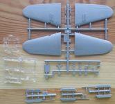 IL-2 M3 Tank Buster a NS - 37 - Měřítko: 1/72 DAKO PLAST
