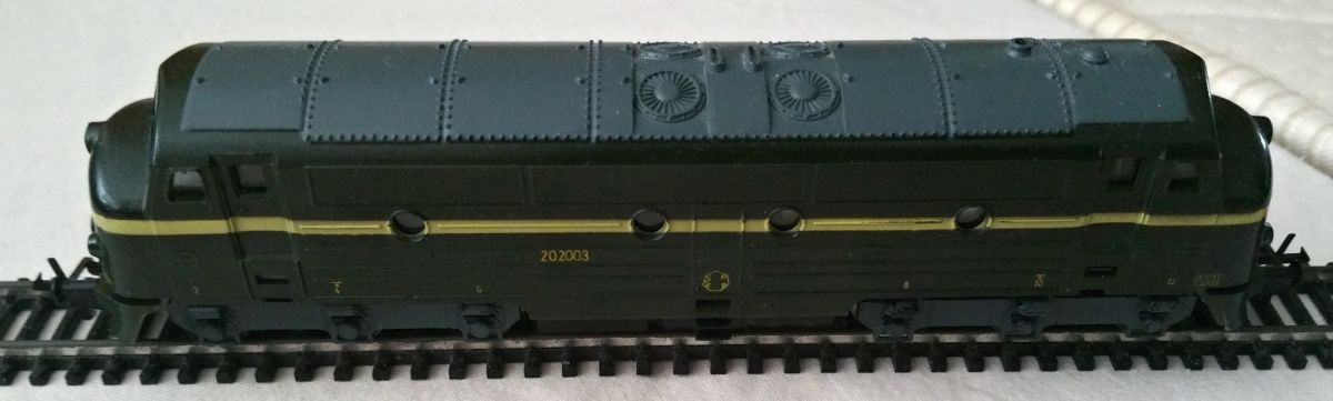TT lokomotiva