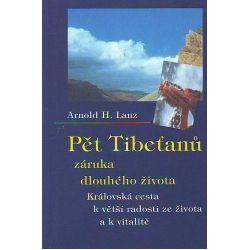 Pět Tibeťanů - Záruka dlouhého života