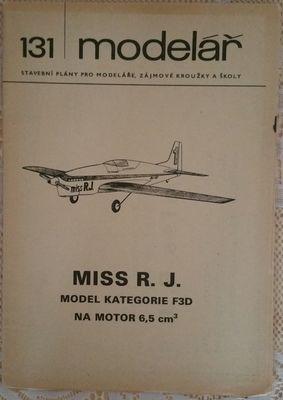 131s - MISS R.J.