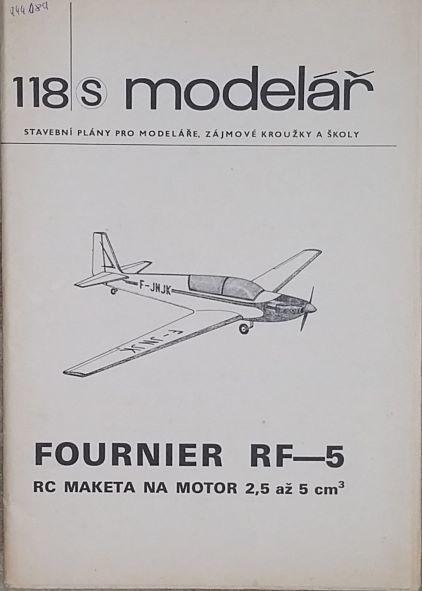 118s - FOURNIER RF-5