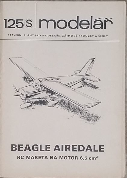 125s - BEAGLE AIREDALE