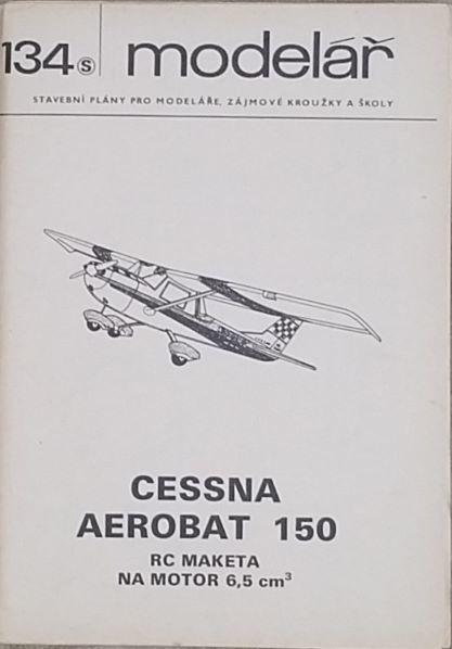 134S - CESSNA AEROBAT 150