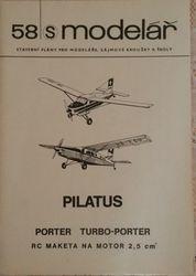 58s - PILATUS PORTER, TURBO-PORTER