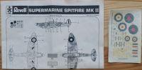Supermarine Spitfire - Měřítko: 1/72 REVELL