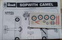 SOPWITH CAMEL - Měřítko: 1/72 REVELL