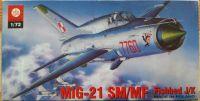 Mig-21 SM/MF Fishbed J/K