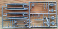 Mig-21 SM/MF Fishbed J/K - Měřítko: 1/72 ZTS Plastyk