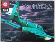 TS-11 ISKRA - Měřítko: 1/72 ZTS Plastyk