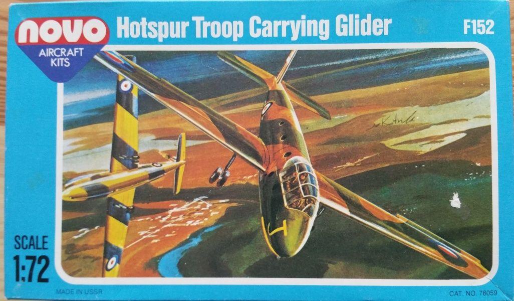 HOTSPUR TROOP CARRYING GLINDER - Měřítko: 1/72 NOVO