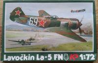 LAVOČKIN La-5 FN
