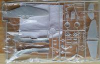 LAVOČKIN La-5 FN - Měřítko: 1/72 KOVOZÁVODY PROSTĚJOV