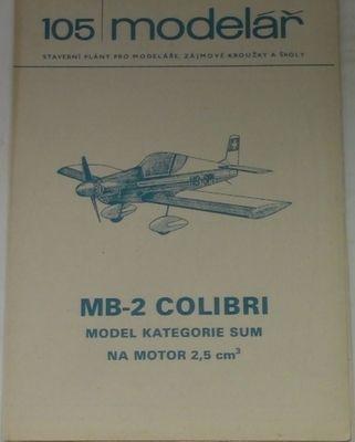 105 - MB-2 COLIBRI