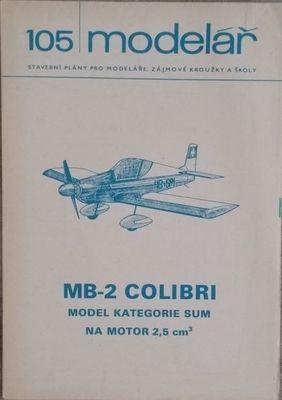 105 - MB-2 COLIBRI_