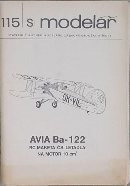 115s -AVIA Ba-122