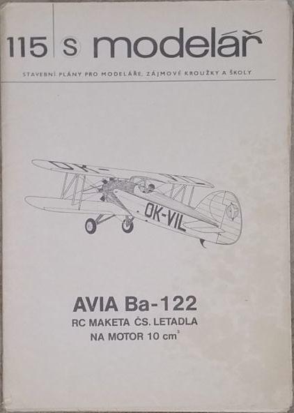 115s -AVIA Ba-122_