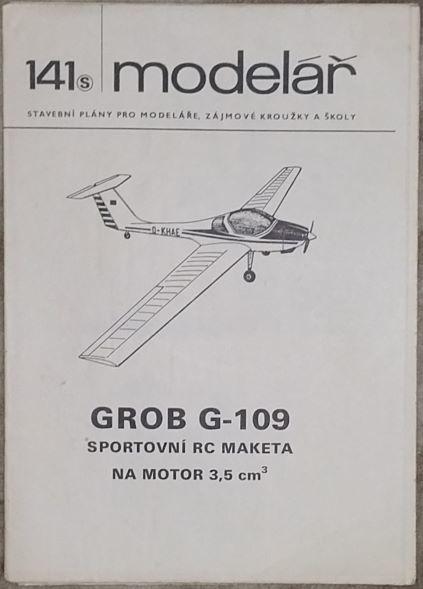 141s - GROB G-109