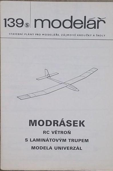139s - MODRÁSEK