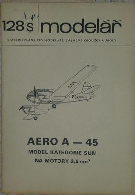 128s - AERO A-45