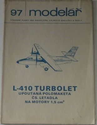 97 - L-410 TURBOLET