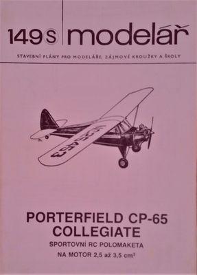 149s - PORTERFIELD CP-65 COLLEGIATE