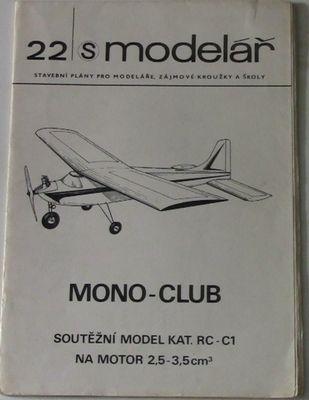 22s - MONO-CLUB