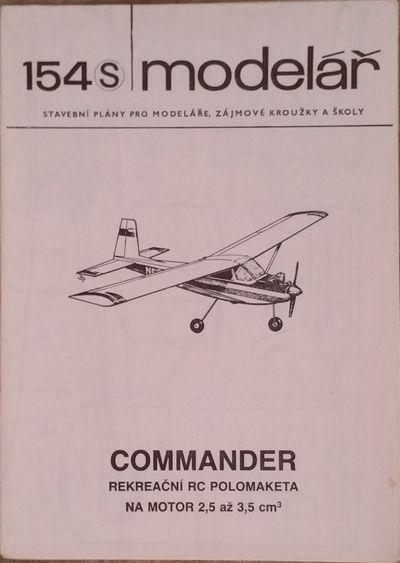 154s - COMMANDER