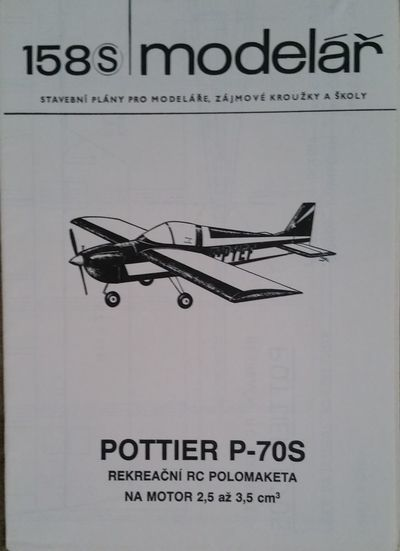 158s - PORTTIER P-70S