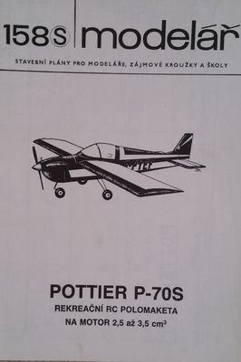 158s - PORTTIER P-70S_