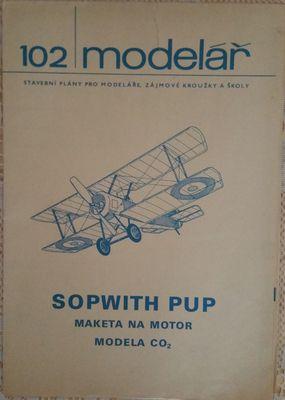 102 - SOPWITH PUP