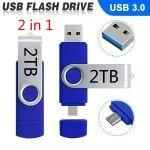 USB 3.0 - 2 TB