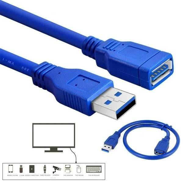 Vysokorychlostní kabel USB 3.0