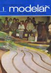 Celý ročník Modelář - 1981