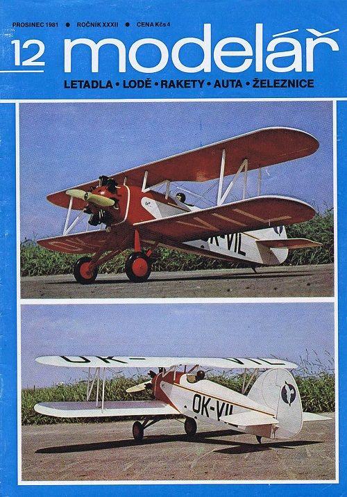 Modelář 12-1981