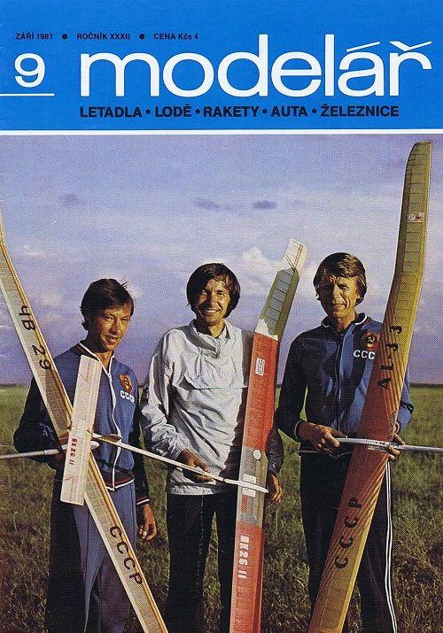 Modelář 9-1981